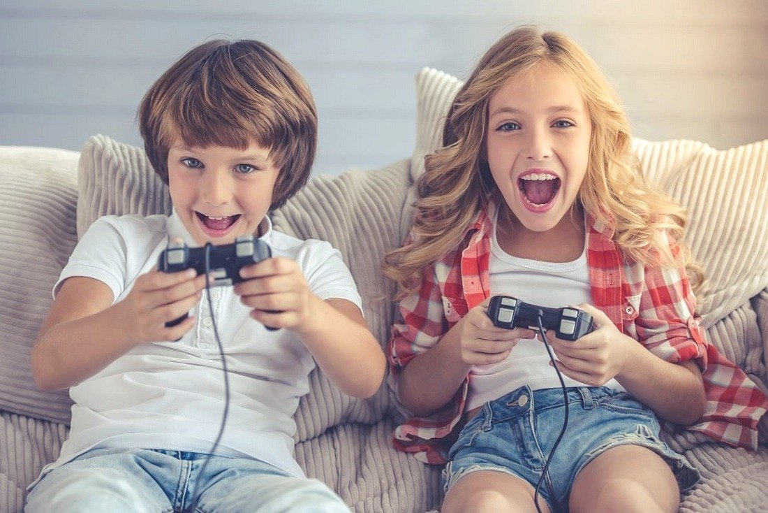 Video games helping kids develop important life skills